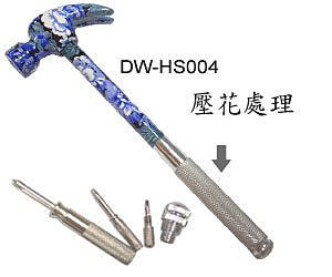 SewMate 多功能印花鐵鎚 #DW-HS004