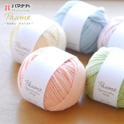 Hamanaka 春夏紗 Paume Baby Color 0188