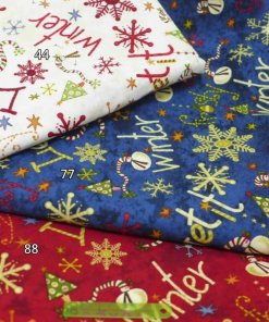 Henry Glass Fabrics Snowbound