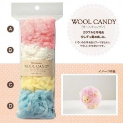 Hamanaka 氈毛 Wool Candy Material Set MoKoMoKo H441-124