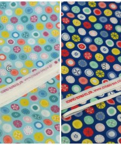 COSMO Textile BUTTONS 1370-3