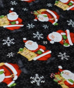 Henry Glass Fabrics Kringle Krossing