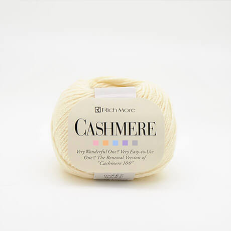 Rich More 秋冬線 CASHMERE #3142-101