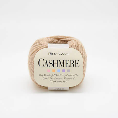 Rich More 秋冬線 CASHMERE #3142-102