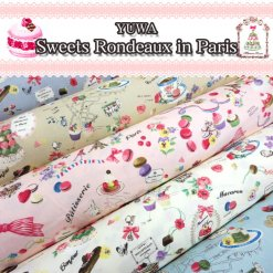 YUWA Sweets Rondeaux in Paris 152155
