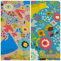 COSMO Textile Animal Forest 5750