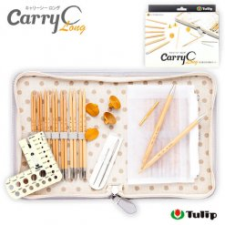 Tulip 切替式竹輪針組 CarryC Long TCC-07